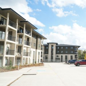 Waybury Park Fully Leased & Sold